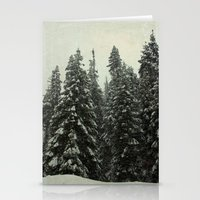 First Snow Stationery Cards
