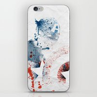 The Soldier iPhone & iPod Skin