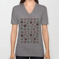 Sweet Mauve Unisex V-Neck