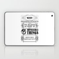Alice In Wonderland Six … Laptop & iPad Skin