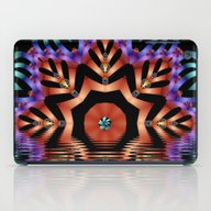 Tha Magical Lake iPad Case