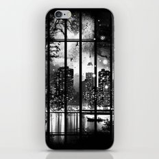 FORBIDDEN CITY iPhone & iPod Skin