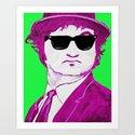 Jake Blues 2 Art Print