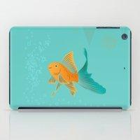 Approaching Dusk - Under The Sea iPad Case