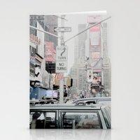 NEW YORK 2 Stationery Cards
