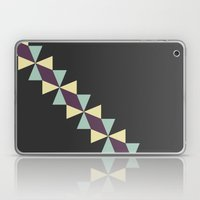 Oragami Traingles Laptop & iPad Skin