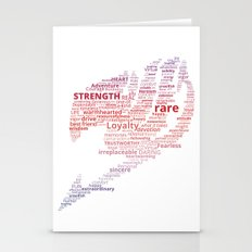 A Fairy Tail Stationery Cards