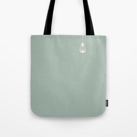 Lone drop Tote Bag