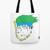 I HATE YOU Other Ver. Tote Bag