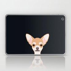 Misha - Chihuahua Art Pr… Laptop & iPad Skin