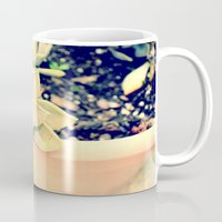 WhiteFlower Mug