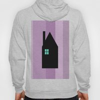 The House With The Turquoise Light On No.3 Hoody