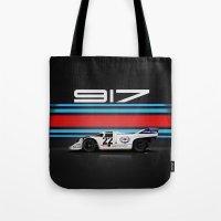 Porsche 917-053 1971 LeM… Tote Bag