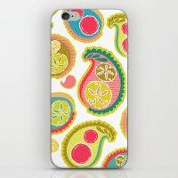 Veggie Paisley iPhone & iPod Skin