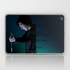 I liked Forensic Science before it was Cool Laptop & iPad Skin