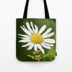 Wild Daisy Tote Bag