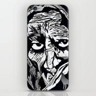 iPhone & iPod Skin featuring Oh Grandmother What Big … by Saundra Myles