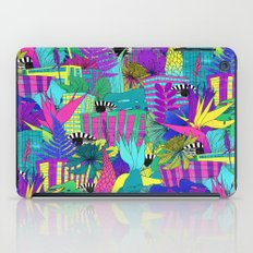 the city is a jungle iPad Case