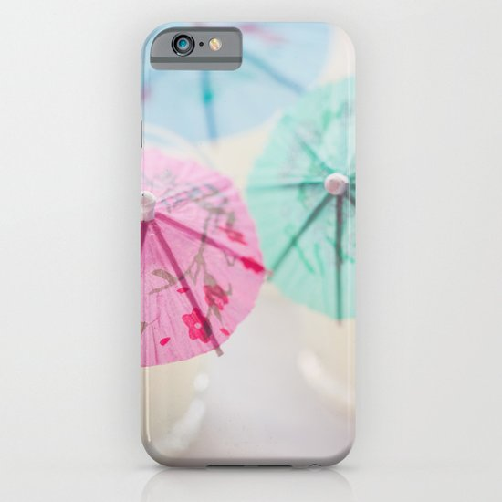 Vacation Colors iPhone & iPod Case