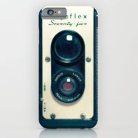 iPhone & iPod Case featuring Camera by Hilary Upton