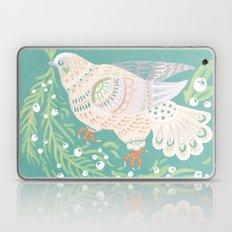 Holiday Dove Laptop & iPad Skin