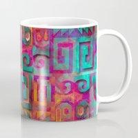 Wari colorful  Mug