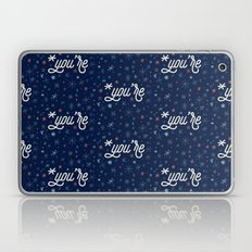 *you're Laptop & iPad Skin