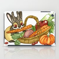 November Jackalope iPad Case