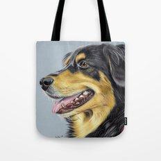 Dog Portrait 1 Tote Bag