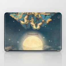 The Rising Moon  iPad Case