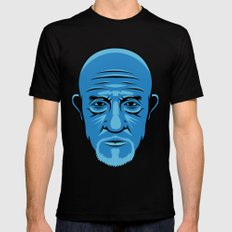 Mike from Breaking Bad Mens Fitted Tee SMALL Black