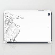 coffeen time! iPad Case