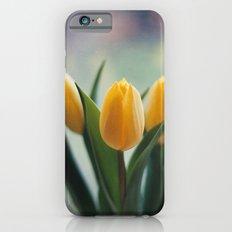 Yellow Tulips iPhone 6s Slim Case
