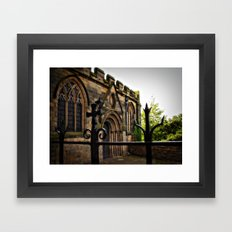 Medieval Framed Art Print