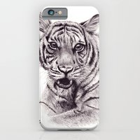 iPhone & iPod Case featuring Tiger by Elisa Camera