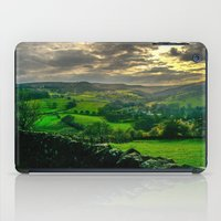 Good Walls For Good Neig… iPad Case