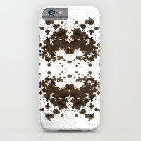 Symmetria Silver iPhone 6 Slim Case