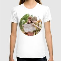 moonrise kingdom T-shirts featuring MOONRISE KINGDOM by VAGABOND