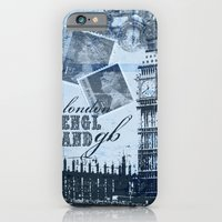 Anglophile Love iPhone 6 Slim Case