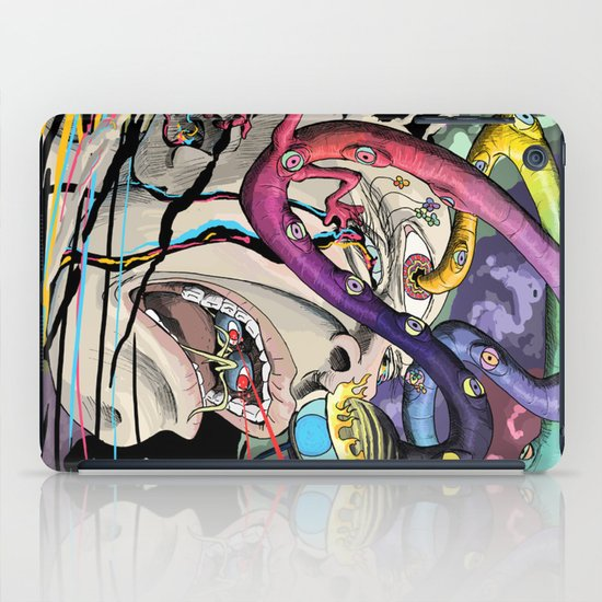 Total Freak Out iPad Case
