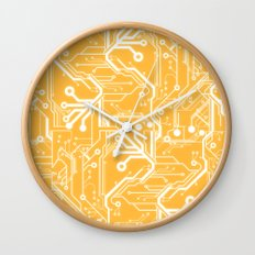 Phalanx  Wall Clock