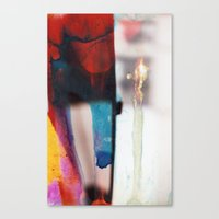 Reappropriated Canvas Print