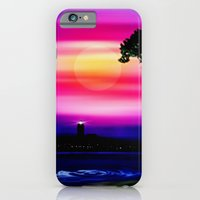 Evening Sun On The Coast… iPhone 6 Slim Case