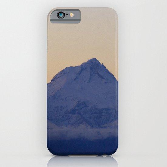 Mount Hood iPhone & iPod Case