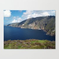 Slieve League 2 Canvas Print