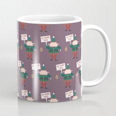 Day 23/25 Advent - Little Helpers on Strike Mug