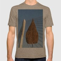 SHEET Mens Fitted Tee Tri-Coffee SMALL