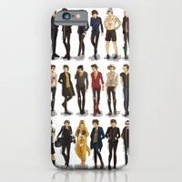 iPhone & iPod Case featuring Styles' style by Rosketch