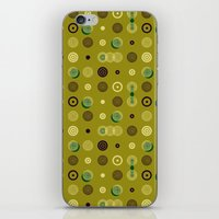 kooky spot iPhone & iPod Skin