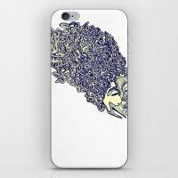 Hair iPhone & iPod Skin